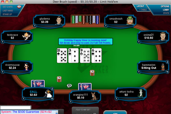 online gambling club amusement
