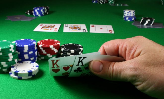 Poker english vocabulary