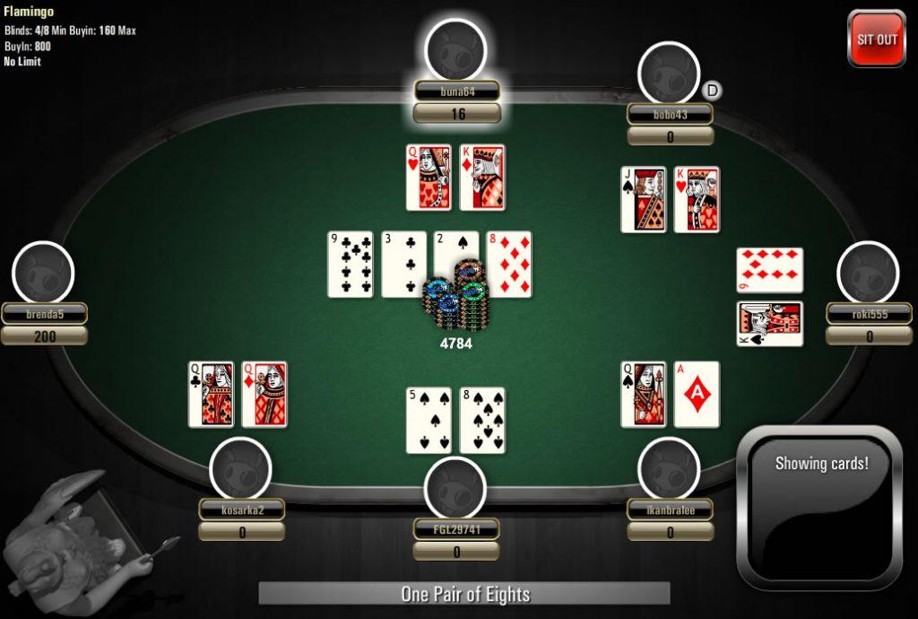 online casino version